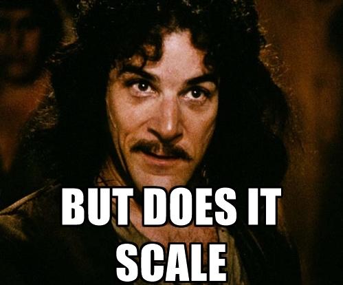 Does It Scale Princess Bridge